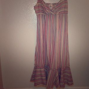 Reserved for alexpasq Free People stripe dress