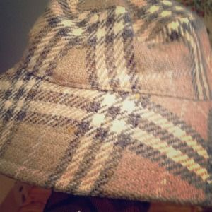 Burberry Wool Bucket Hat