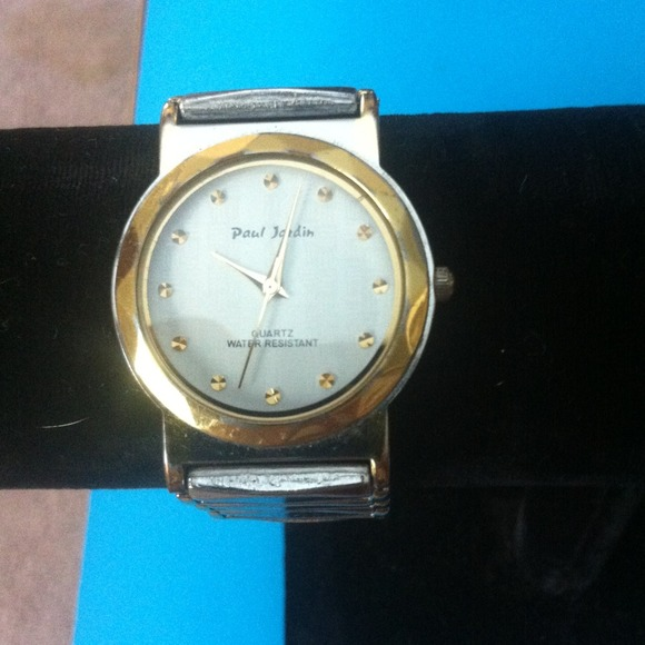 Paul jardin paul jardin watch men 39 s from suzie 39 s closet for Paul jardin quartz watch