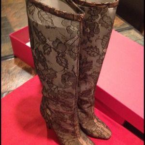 Valentino Boots - Valentino Lace Boots