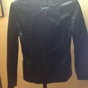 ReducedLeather Jacket