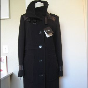 COLE HAAN SIZE 12 WOMEN'S COAT.