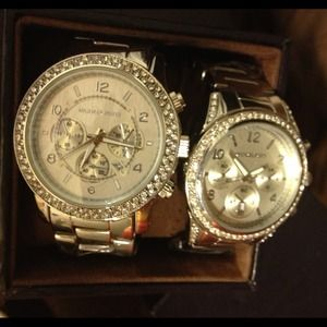 Michael Kors Jewelry His Hers Watch Poshmark