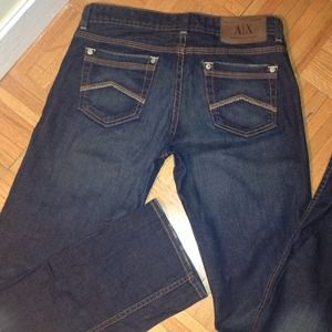 A/X Armani Exchange Denim - 🚫reserved ---Armani Exchange Bootcut Jeans