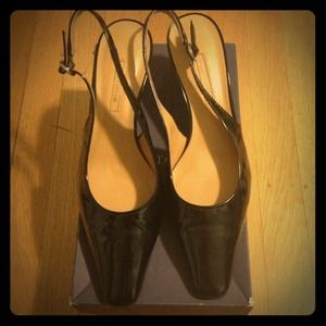 Ann Taylor Shoes - Ann Taylor Slingbacks