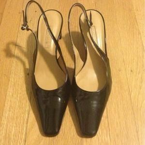 Ann Taylor Shoes - Ann Taylor Slingbacks