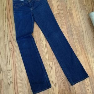 J Brand Denim - J brand straight leg jeans