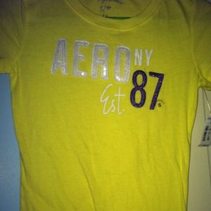 Brand new Aeropostale shirt still w/ tag