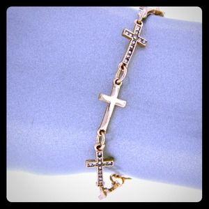 Jewelry - New Cross Bracelet