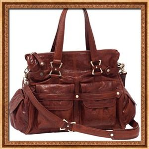 Junior Drake 'Megan Handbag