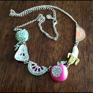 Forbidden Fruits Necklace