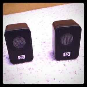Hewlett-Packard Other - Mini Speakers