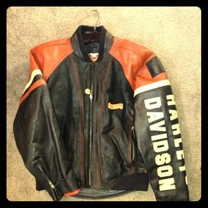 Outerwear - Harley Davidson Leather