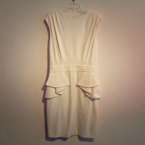 Ted Baker Ivory Dress