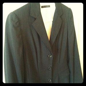 Elie Tahari suit jacket.