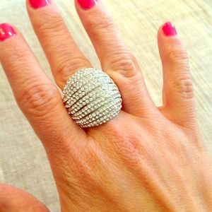 ariella Jewelry - Glam cocktail ring