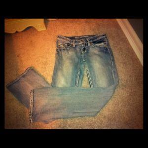 Blue asphalt  Denim - Cute jeans!!