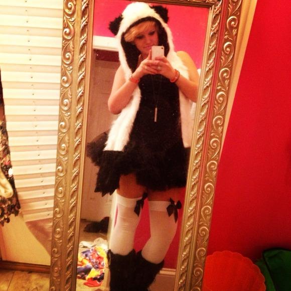 ? Accessories - Panda hat