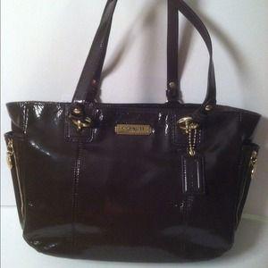 Coach handbag f20431