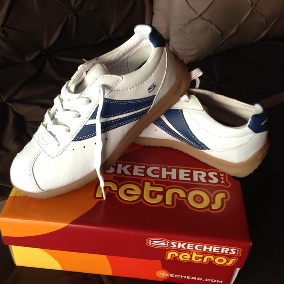 skechers sneakers retro
