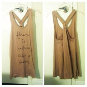 Dresses & Skirts - Light mauve tunic/dress