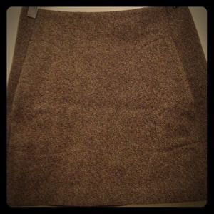 Zara Wool Skirt