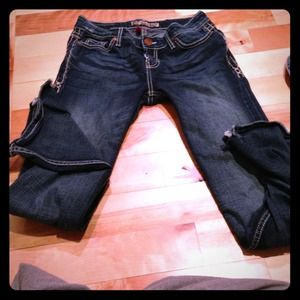 BKE Denim - ***REDUCED*** BKE boot cut jeans