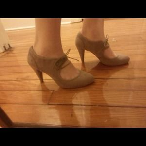 *REDUCED* ZARA nude heels