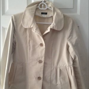 JCrew lined spring jacket