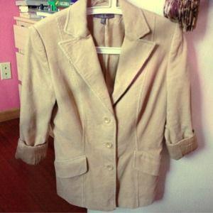 Vintage blazer. Fits S/M!