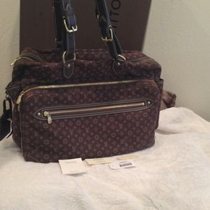 Louis Vuitton Bags - Authentic LV diaper bag brown d1ed6dacbf36c