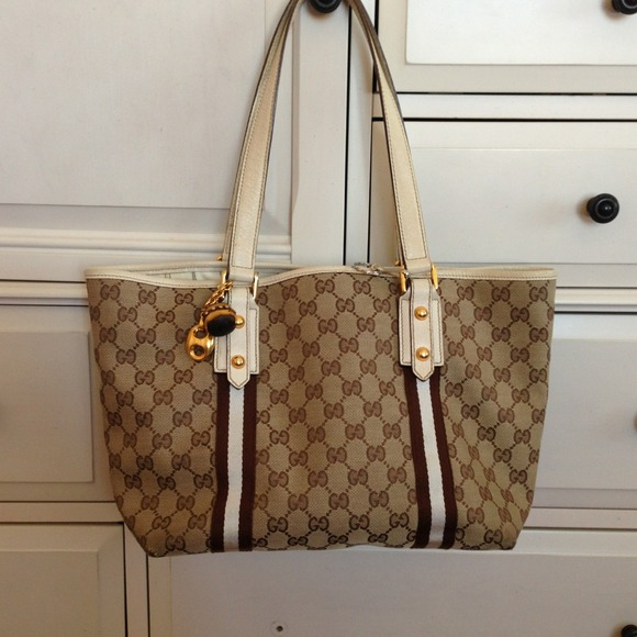 8893cccf0031 Gucci Handbags - Gucci Jolicoeur Tote - medium
