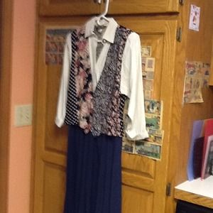 Dawn Joy Fashions Pink Dress