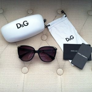 D&G Accessories - D&G sunglasses