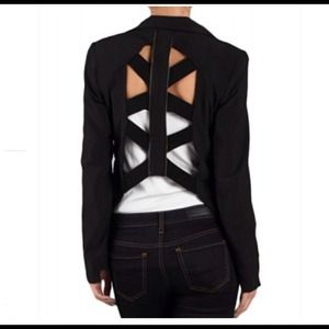 e654d06325838 Jackets   Blazers - Cut out blazer size small ...