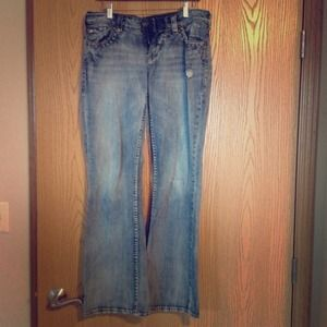 silver jeans Denim - Reserved!!!