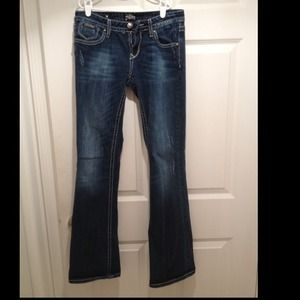 Express Denim - Express rerock jeans great shape size 4