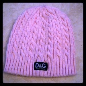 D&G Accessories - D&G knit hat