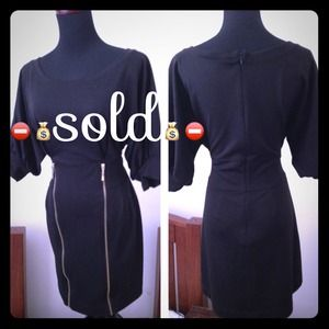 ⛔RESERVED/BUNDLED⛔ Simple black dress