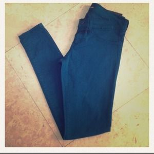 Flying monkey skinny jeans- more sizes available!
