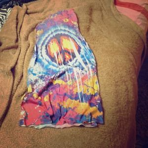Dresses & Skirts - Tie Dye Summer Dress