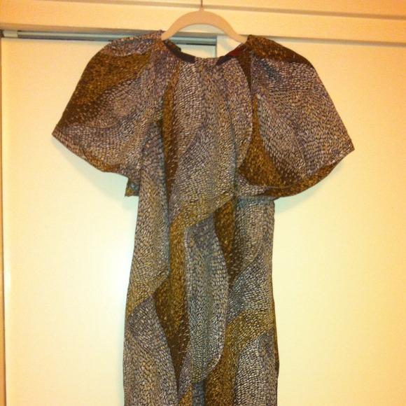 Missoni Dresses & Skirts - 100% silk Missoni dress