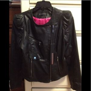 Sean John Jackets & Blazers - Brand new leather Sean John jacket