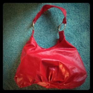 Handbags - Color: Red Brand Name: Material girls