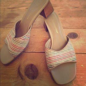 naturalizer Shoes - ❤️B1G1❤️50% SALE❤️Wood heel  slides