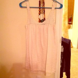 Crochet dress size M
