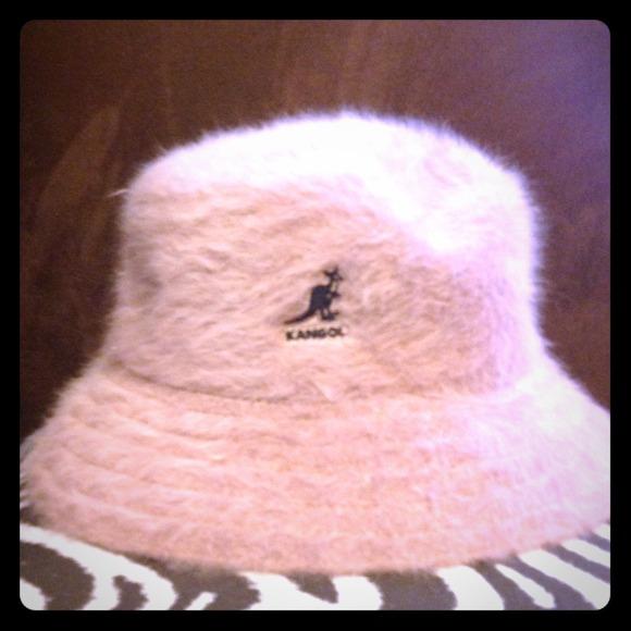 kangol Outerwear - Tan Kangol hat 5608c4b7b92