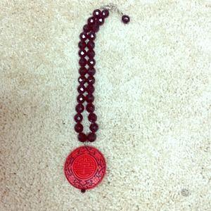 Jewelry - Oriental Design Necklace