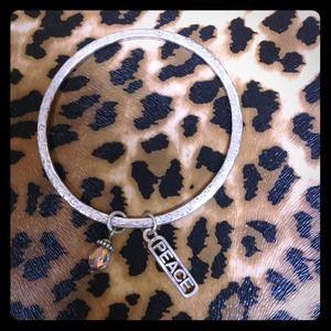 Jewelry - Peace Bangle