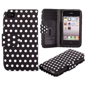FabiCase Clutches & Wallets - 🎉Available🎉 Polk A Dot iPhone 4S/4 Wallet Case